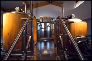 unité de production de bière la hocq