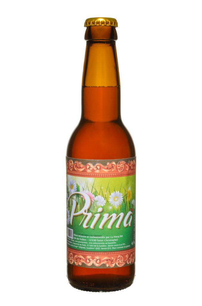 Prima bière de printemps